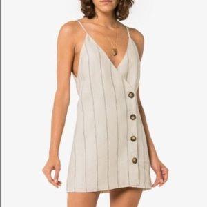 Reformation Cayman Linen Dress *NEW*